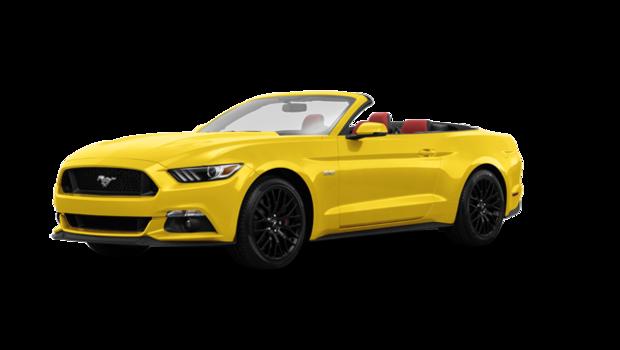 ford mustang cabriolet gt premium 2017 partir de 45298 0 ford st basile. Black Bedroom Furniture Sets. Home Design Ideas