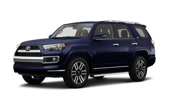 Toyota 4runner Limited 2017 Vendre Laval Vimont Toyota