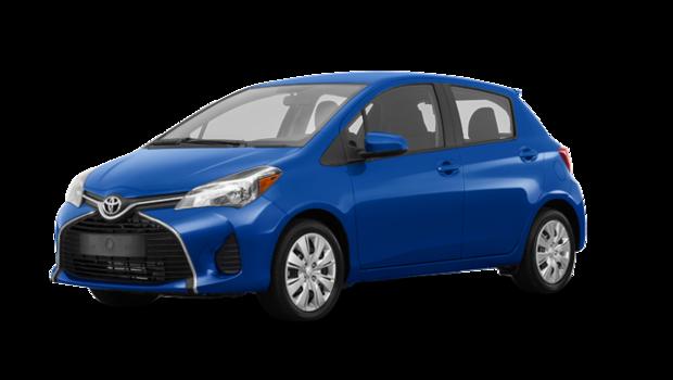 Toyota yaris hatchback le 5 portes 2017 vendre laval for Interieur yaris 2017