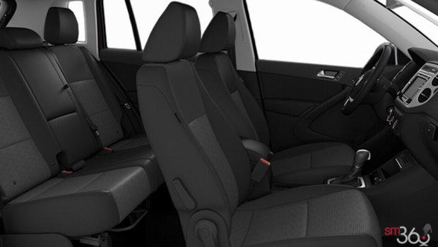 2017 volkswagen tiguan white interior. interior. 2017 volkswagen tiguan trendline white interior