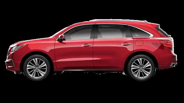 Acura MDX ELITE PASSENGER Starting At Acura On - Acura mdx 2018 remote start