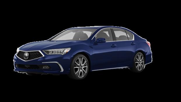 2018 Acura RLX TECH
