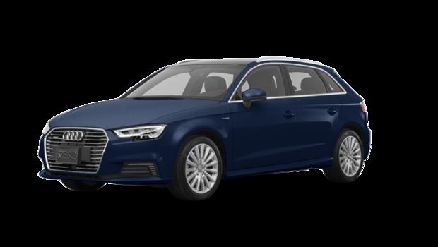 2018 Audi A3 Sportback e-tron TECHNIK