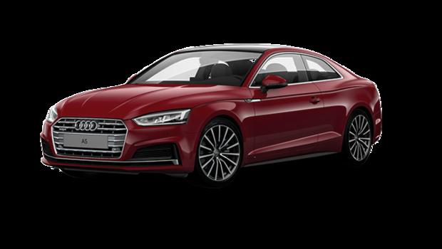 2018 Audi A5 Coupé PROGRESSIV