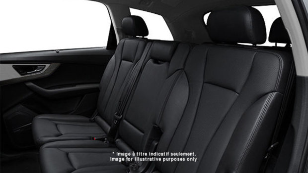 Black Ventilated Seats Luxury Package(FZ-PPH)