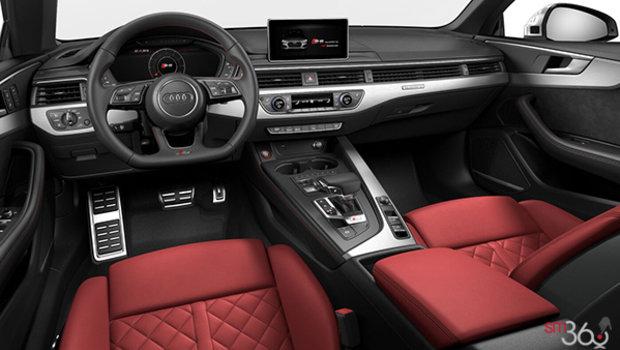 Audi S5 Cabriolet Technik 2018 - Glenmore Audi in Calgary ...
