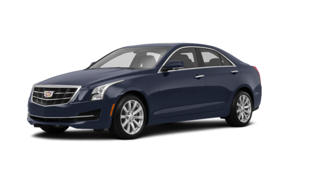 2018 Cadillac ATS Sedan TURBO LUXURY