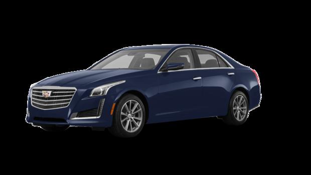 2018 Cadillac CTS Sedan LUXURY