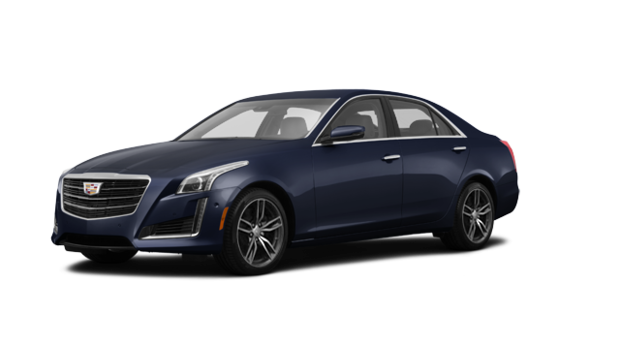 2018 Cadillac CTS Sedan TWIN TURBO V-SPORT PREMIUM