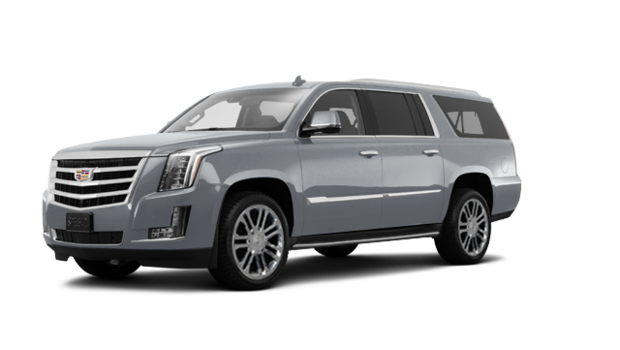 2018 Cadillac Escalade ESV Starting at $ 0