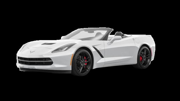2018 Chevrolet Corvette Convertible Stingray Z51 2LT