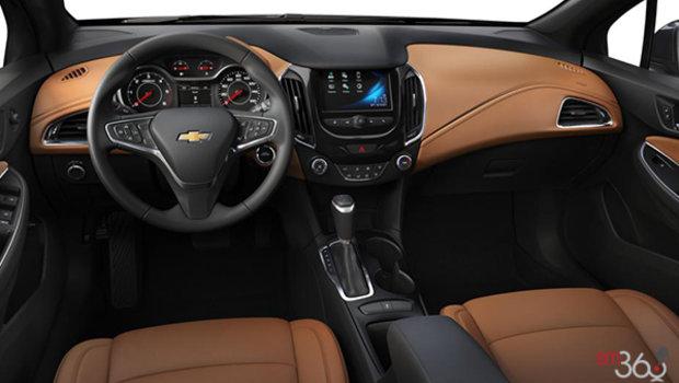 2018 Chevrolet Cruze Hatchback - Diesel LT - Starting at $26167.57 ...