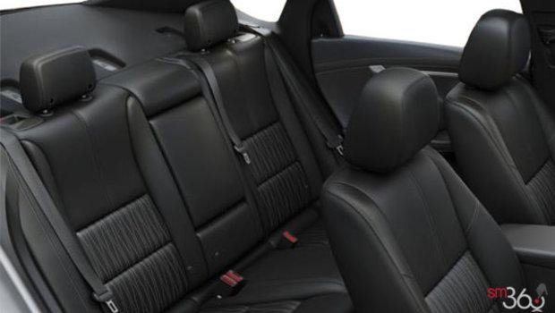 Jet Black Cloth/Leatherette (HOU-A51)