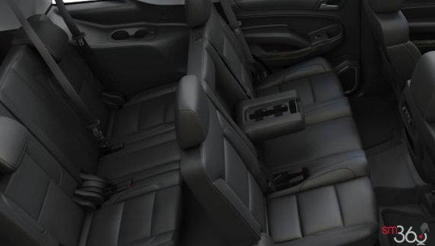 Jet Black Bucket Seats Leather (H2U-AN3)