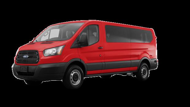Ford Transit FOURGON XL 2018