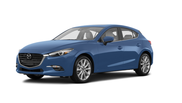 2018 Mazda3 Sport Gt Starting At 25395 0 Leggat Mazda