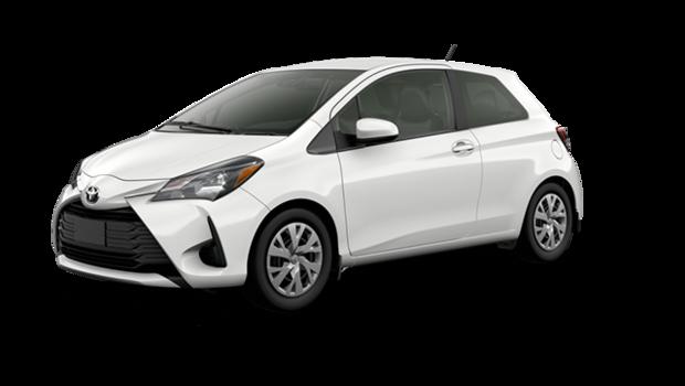 Toyota yaris hatchback ce 3 portes 2018 vendre laval for Interieur yaris 3