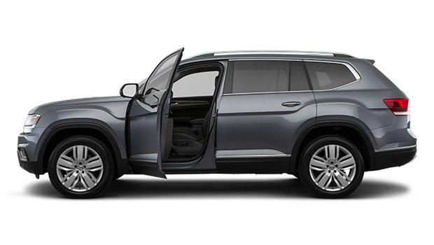 2018 Volkswagen Atlas EXECLINE for sale in Calgary