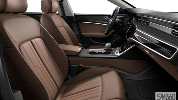 Okapi Brown Leather