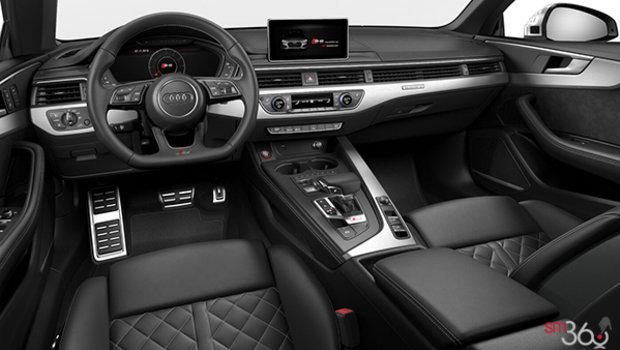 Black/Rock Grey Leather