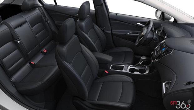 Jet Black, Leatherette Seat Trim (A51-HWF)