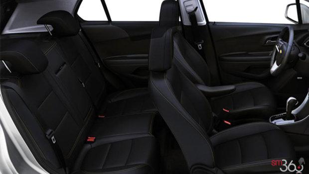 Jet Black Bucket seats Leatherette (AEW-AR9)