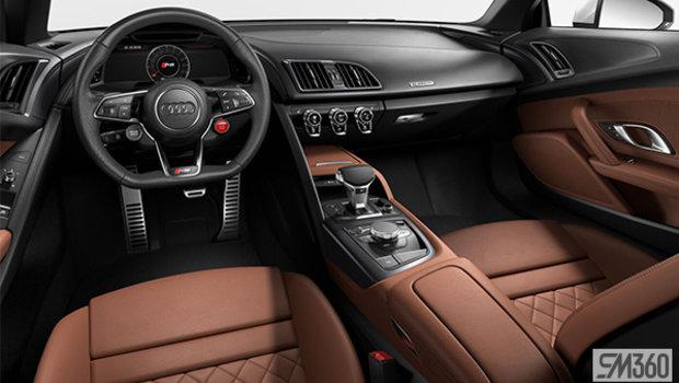 Palomino Brown Nappa Leather Sport Seats/Steel Gray Diamond Stitch