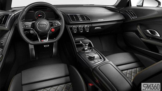 Black/Vegas Yellow Contrast Stitching Nappa Leather Sport Seats