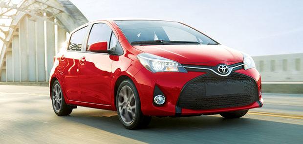 Toyota yaris 2015 un nouveau style pour la populaire for Interieur yaris 2015