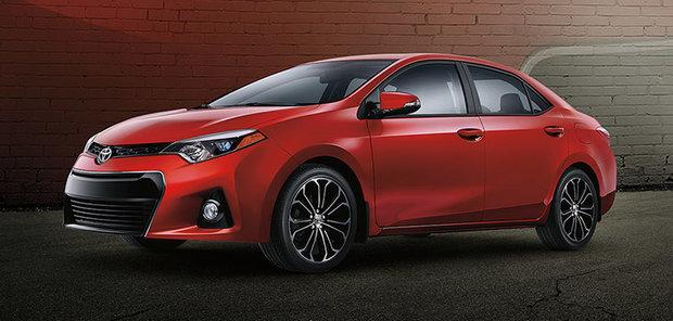 Toyota Corolla 2015 – redessinée pour les acheteurs d'aujourd'hui