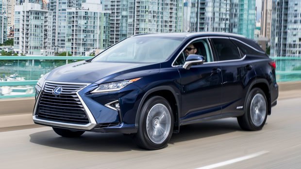 Why choose to lease your 2019 RX 350