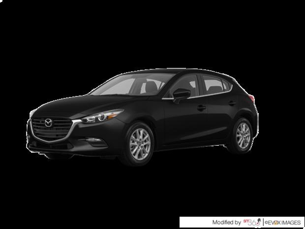2018 Mazda Mazda3 Sport GS
