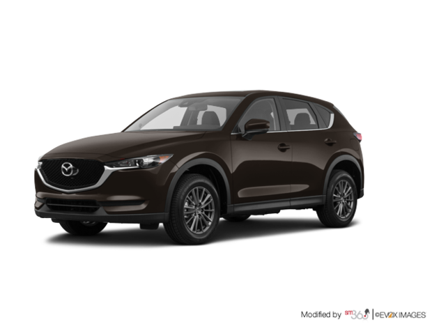 2018 Mazda CX-5 GS