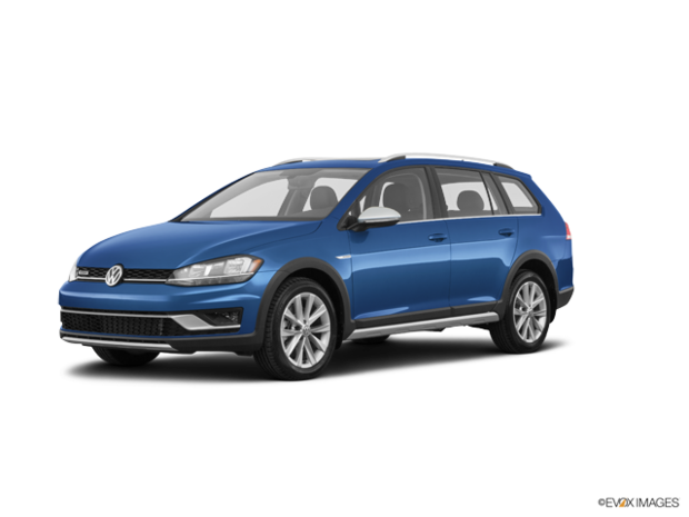 2019 Volkswagen Golf Alltrack 1.8T Highline DSG 6sp at w/Tip 4MOTION