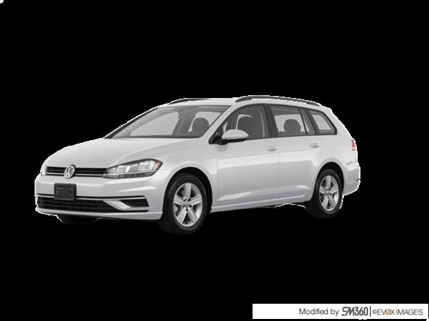 2019 Volkswagen Golf Sportwagen 1.4T Comfortline 8sp at w/Tip