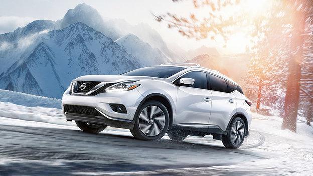 2017 Nissan Murano : Unexpected Luxury