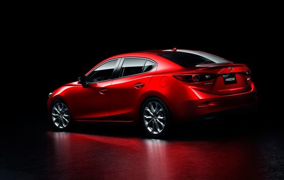 Mazda3 2016 - Âme en émotion