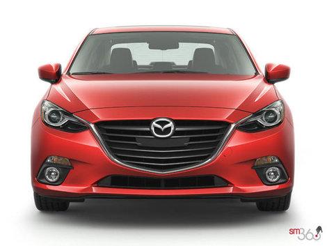 2014 Mazda 3  SkyActiv now in the whole range  Atlantic Mazda