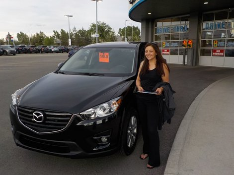 Thank you Mazda! Zoom Zoom! by Stephanie Zeleniski - Kramer Mazda in