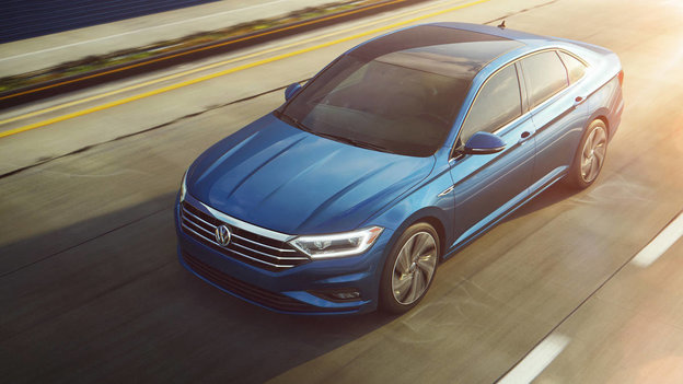 2019 Volkswagen Jetta: improved at every level