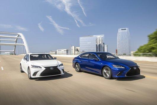 Lexus ES 2019 : nouvellement redéfinie, elle allie technologie et caractère