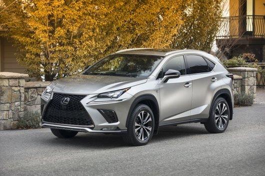 Tout ce qu'il faut savoir sur le Lexus NX 2019