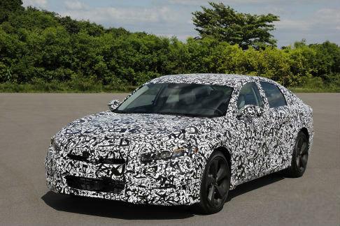 Coming Soon: The New 2018 Honda Accord