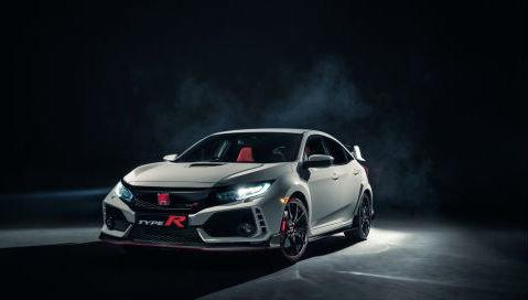 Geneva 2017: Canadian-bound Honda Civic Type R revealed at last!