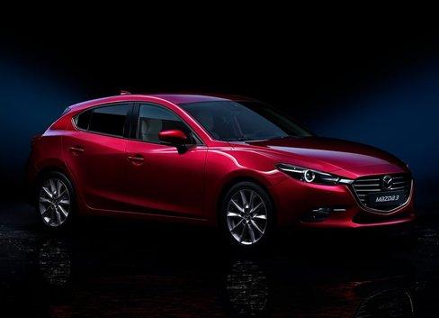 Mazda Unveils 2017 Mazda3