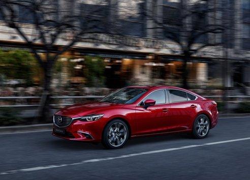2017 Mazda6: KODO Turned up a Few Notches