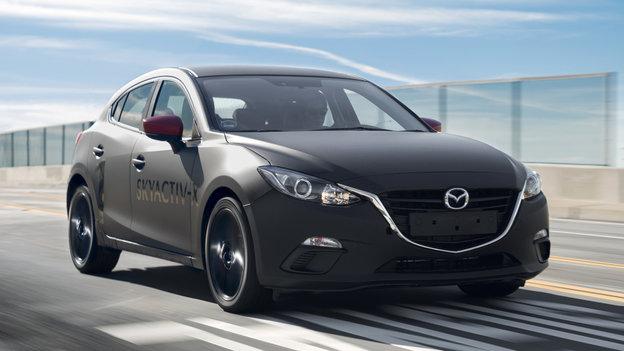 Mazda revolutionizes the gasoline engine with SKYACTIV-X