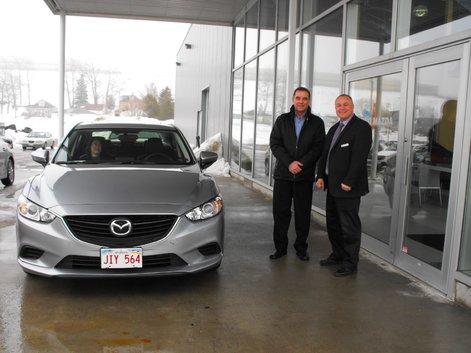 2016 Mazda 6 GS