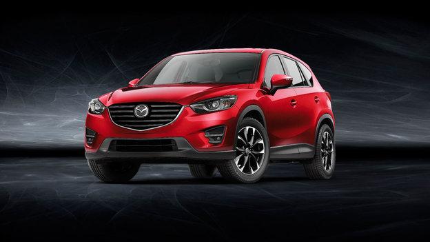2016 Mazda CX-5: Bolder
