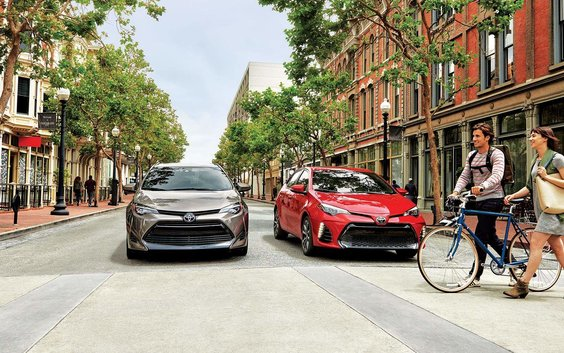 2017 Toyota Corolla: Celebrating 50 Years of Reliability and Quality